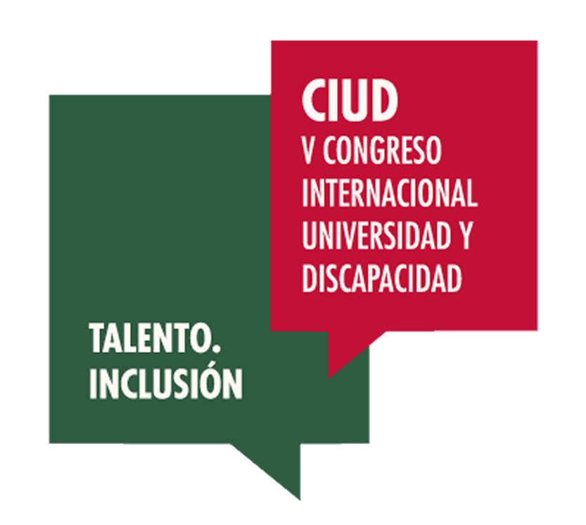 CIUD III Congreso Internacional Universidad y Discapacidad. Go to Home