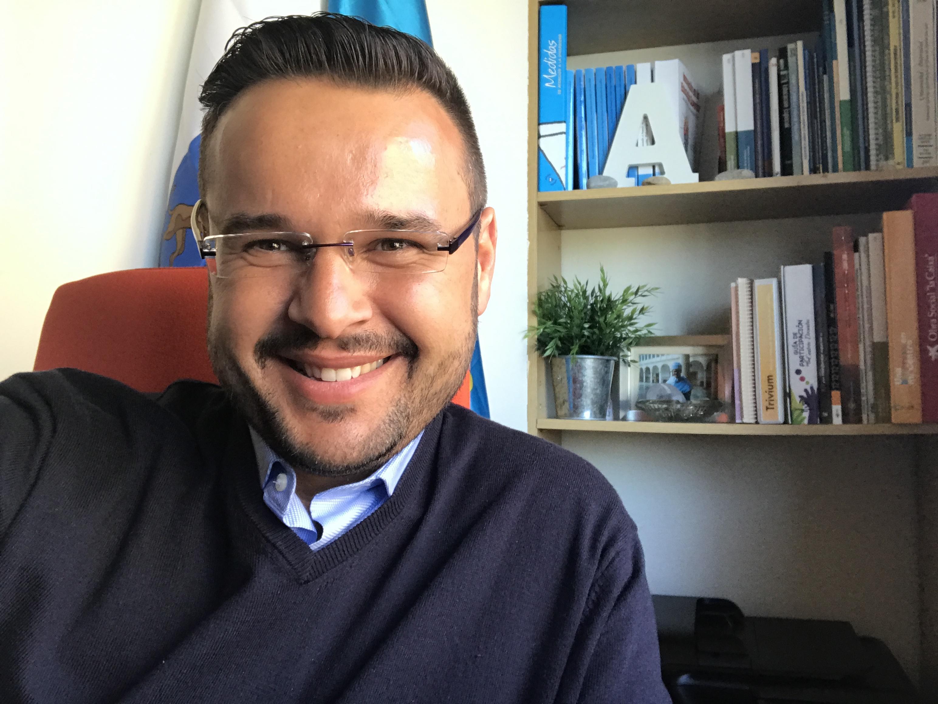 Foto de Alejandro Rodríguez-Martín